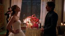 Mxyzptlk pedindo Kara em casamento