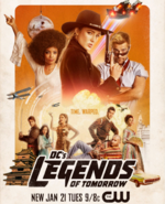 DC's Legends of Tomorrow - Time. Warped