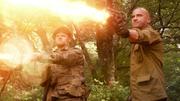 Dick Rory i agent Shwarzenegger pali dezerterów