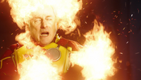 Firestorm (Martin Stein; in costume)