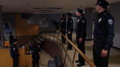 Kopy's army of police