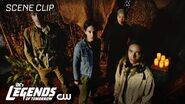 DC's Legends of Tomorrow Welcome to the Jungle Scene The CW
