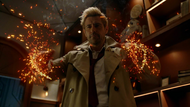 John Constantine for Barry, Mia and Sara
