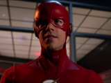 The Flash suits