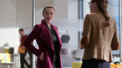 Lena meets Kara at CatCo