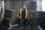 DC's Legends of Tomorrow - Sara Lance character portrait