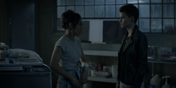 Mary tell Kate that she's favoring the supposedly deceased Beth over her