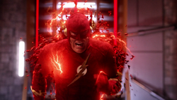 Sacrifício do Barry da Terra-90