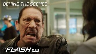 The Flash Inside Null And Annoyed The CW