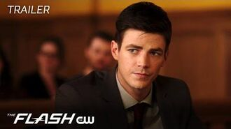 The Flash The Trial Of The Flash Extended Trailer The CW