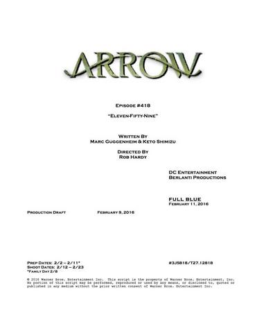 File:Arrow script title page - Eleven-Fifty-Nine.png