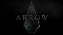 Arrow season 1 title card