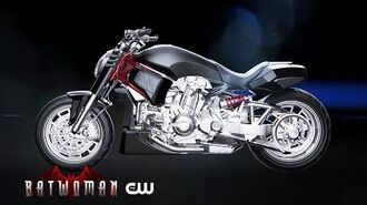 Batwoman Building The Batbike The CW