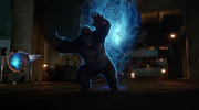 Grodd fight The Flash and go to Earth-2 (9)