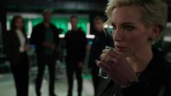 Laurel is detached after Oliver's death