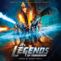 DC's Legends of Tomorrow - Original Television Soundtrack Season 1.png