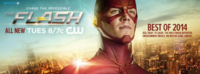 The Flash February sweeps 2014 poster 3