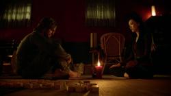 Guilty - Tatsu ayuda a Oliver a recordar