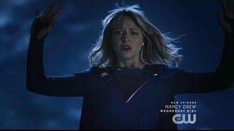 Supergirl 5x08 Lena vs Supergirl Scene 1