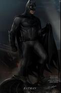 Arte conceitual do Batman