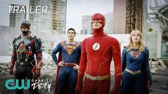 Crisis On Infinite Earths Extended Trailer The CW