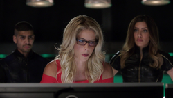 Dinah and the others learn Jame's plan