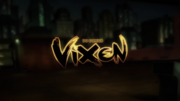 Vixen (season 1) title card