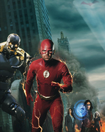 Elseworlds - Poster The Flash