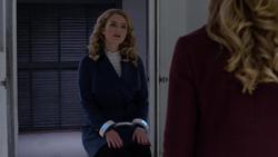Eve's clone handcuffed