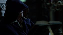Felix Faust (hooded)