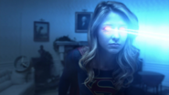 Red Daughter attack the White House disguised as Supergirl