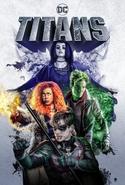 Titans teaser poster