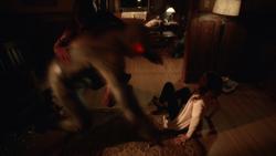 Barry salva sua mãe