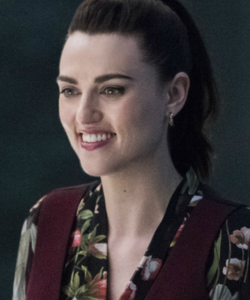 Lena Luthor - Landing Page