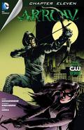 Arrow capítulo 11 portada digital