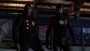 New Firestorm and The Flash