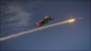Kara chasing missile