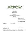 Arrow script title page - Broken Hearts.png