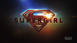 Supergirl 4 title card