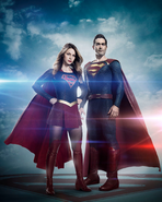 Superman first look