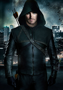 Arrow dark promo - textless