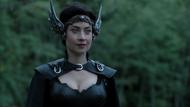 Nora posing as a Valkyrie 2