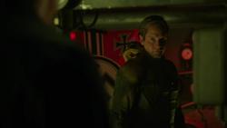 Eobard encontrando Damien