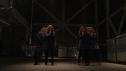 Eve Teschmacher's clones