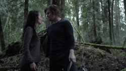 Home Invasion - Shado y Oliver en el bosque
