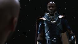 Novu tells Lex about his destiny