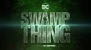 Swamp Thing prototype logo
