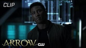 Arrow Season 8 Episode 3 Leap Of Faith Scene The CW