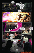 The Flash comic sneak peek - Rupture