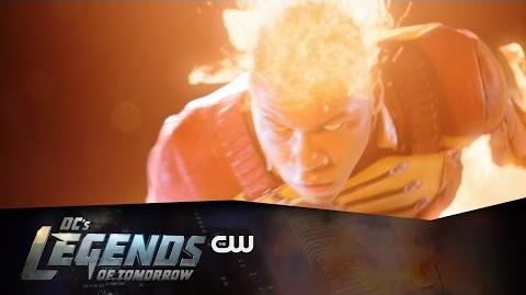 DC's Legends of Tomorrow Future Extended Trailer The CW